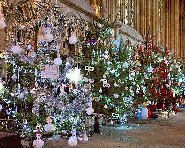 Beverley Christmas Tree Festival