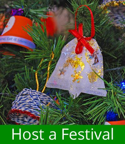Host a festival