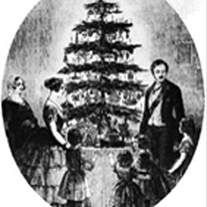 Prince Albert's Tree 1848