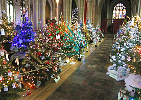 Sudbury Christmas Tree Festival
